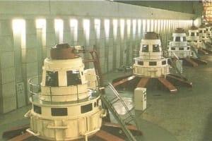 Декабрь 1975 УСТЬ-ХАНТАЙСКАЯ ГЭС
