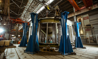 Очередная партия оборудования для Белопорожской МГЭС-2 принята заказчиком