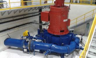 Дочерняя компании АО«ТЯЖМАШ» ČKD Blansko Holding a.s. (Чехия) осуществила отгрузку очередной партии оборудования для ГЭС Markersbach вГермании