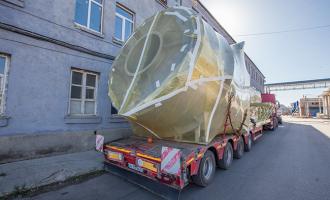 Завершена отгрузка оборудования для Приморской ТЭС