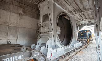 Отгружено оборудование для Берёзовской ГРЭС