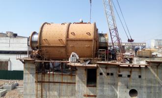 «ТЯЖМАШ» начал монтаж мельниц вУзбекистане