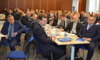 Руководители АО«ТЯЖМАШ» приняли участие взаседании Комиссии поразвитию машиностроительного комплекса