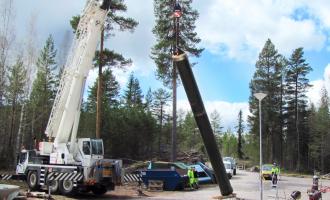 ГЭС Noppikoski вШвеции введена вполную эксплуатацию