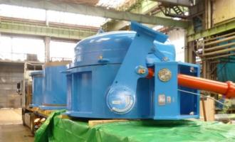 Отгружена партия оборудования для ГЭС Peshqeshit вАлбании