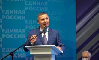 Генеральный директор АО«ТЯЖМАШ» выступил напервом форуме гражданских социальных инициатив Самарского регионального отделения Партии «ЕДИНАЯ РОССИЯ»