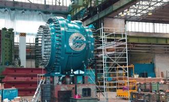 Успешно прошла приемка шаровых затворов попроекту ГЭС Porabka-Zar (Польша)
