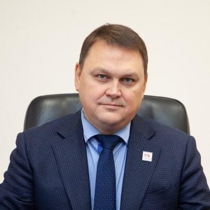 Роман Михайлович Ларионов, временный генеральный директор АО «ТЯЖМАШ»