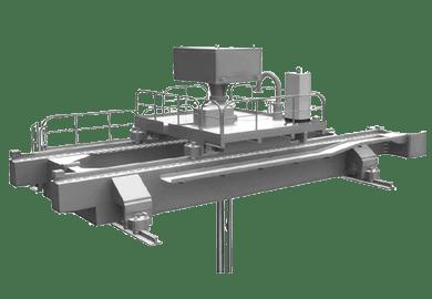 Перегрузочная машина для реакторного отделения АЭС