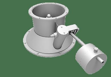 Мигалки с конусным клапаном